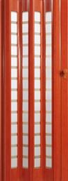 Shrnovací dveře Platinum